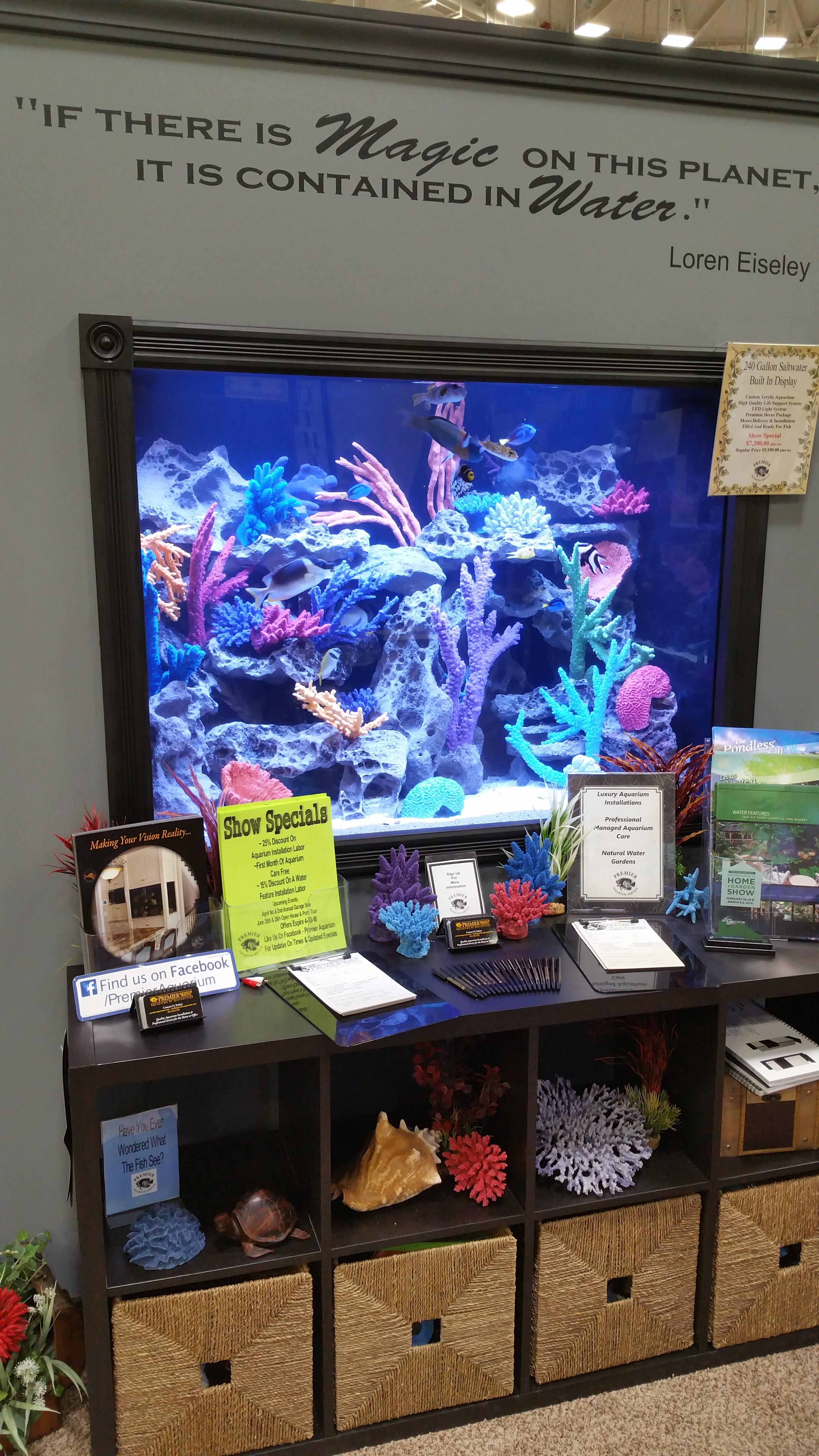Premier Aquarium Service - Minneapolis, Minnesota